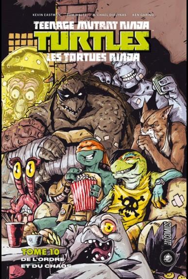 TMNT Tortues Ninja - Tome 10 (VF)