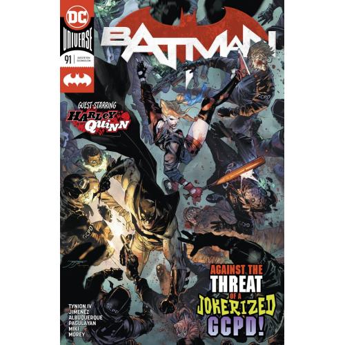 BATMAN 91 (VO)
