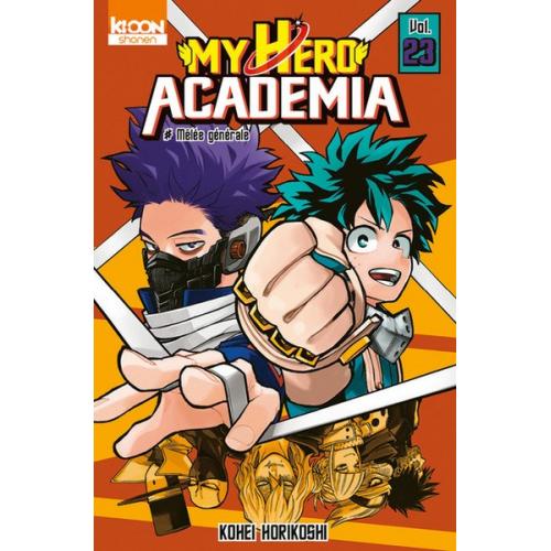 My Hero Academia Tome 23 (VF)