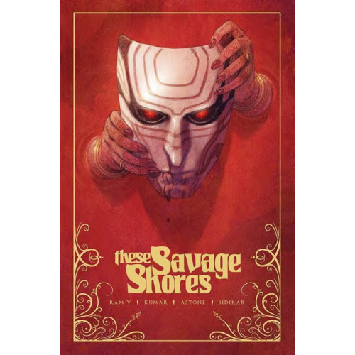 These Savage Shores (VF)
