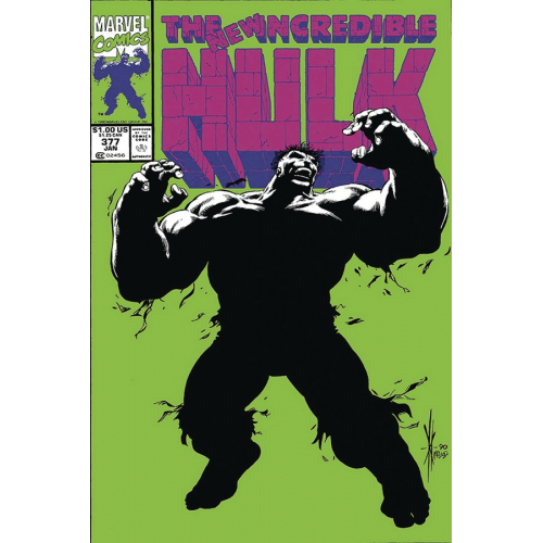 DF TRUE BELIEVERS HULK PROF HULK 1 Signé par Peter David (VO)