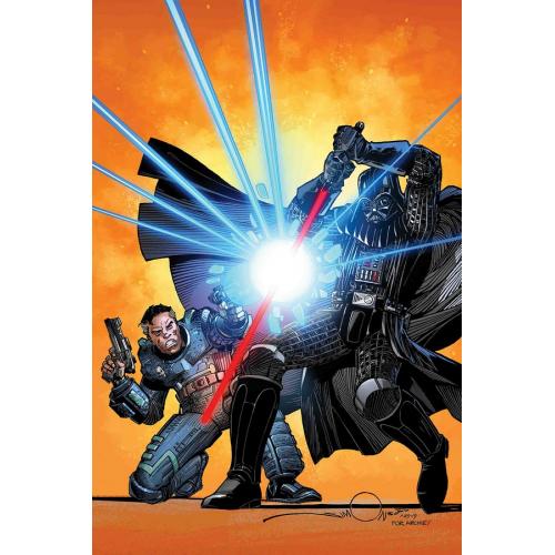 DF STAR WARS 108 Signé par Walter Simonson (VO)