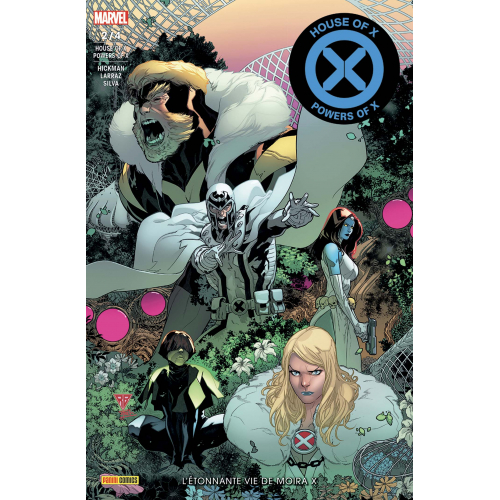 HOUSE OF X / POWERS OF X 2 (VF)
