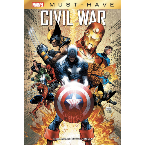 CIVIL WAR (VF)