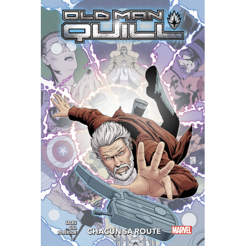 OLD MAN QUILL TOME 2 (VF)