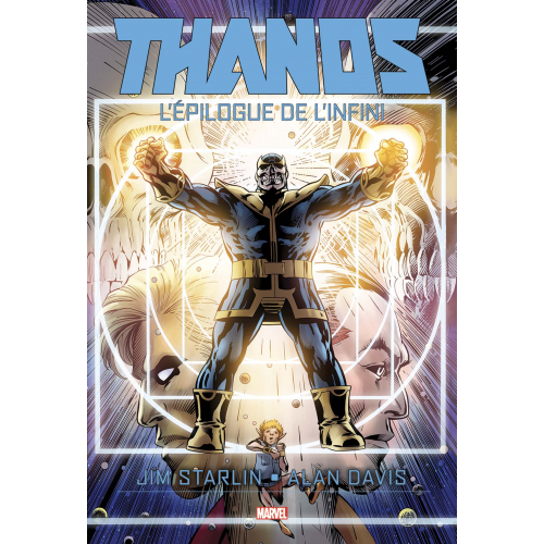THANOS : L'EPILOGUE DE L'INFNI (VF)