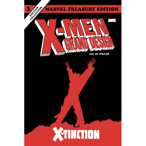X-MEN GRAND DESIGN TOME 3 : X-TINCTION (VF)