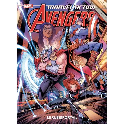 Marvel Action - Avengers : Le portail rubis (VF)