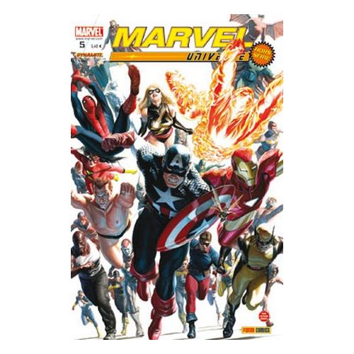 Marvel Universe Hors Série 5 (VF)