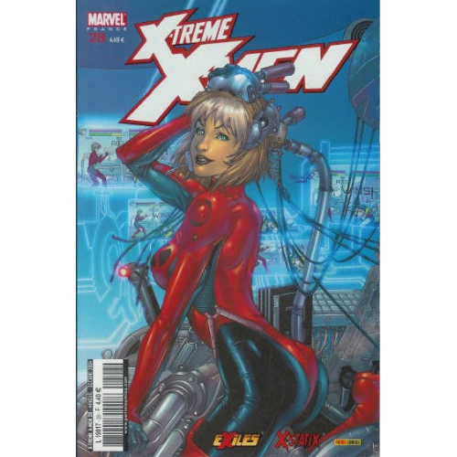 X-Treme X-Men 28 (Vf) Occasion