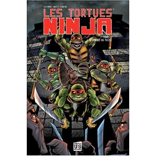 TMNT Tortues Ninja - Soleil - Tome 3 (VF) Occasion