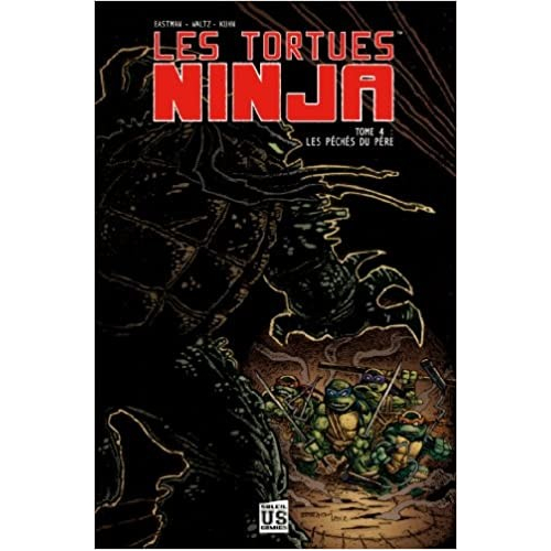 TMNT Tortues Ninja - Soleil - Tome 4 (VF) Occasion