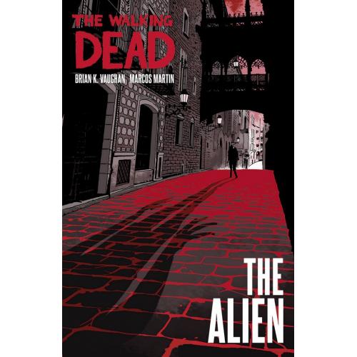 WALKING DEAD ALIEN HC (VO)