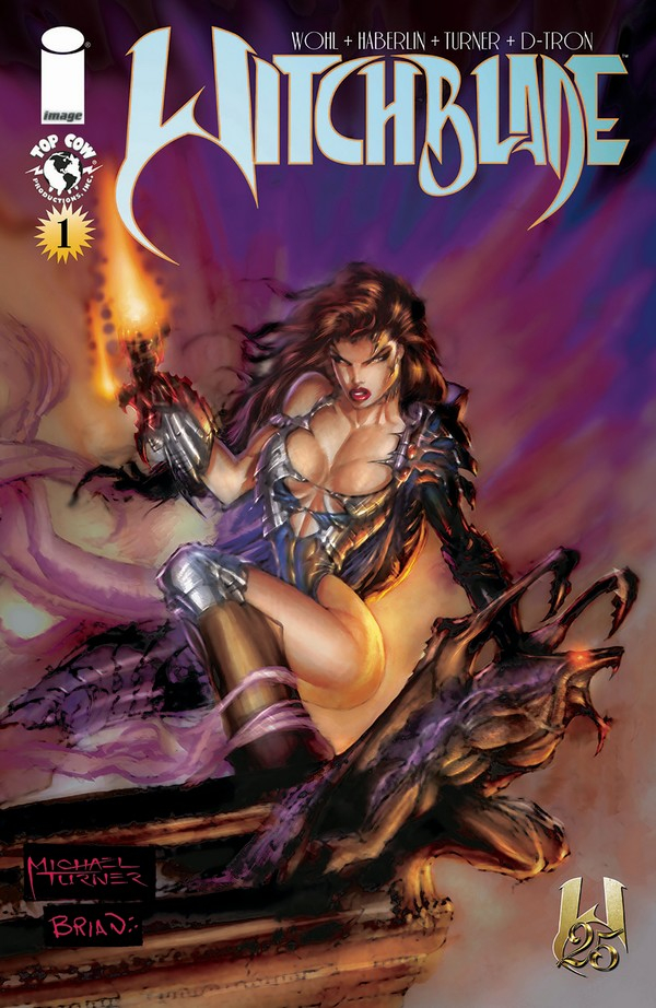 WITCHBLADE 1 25TH ANNV ED (VO)