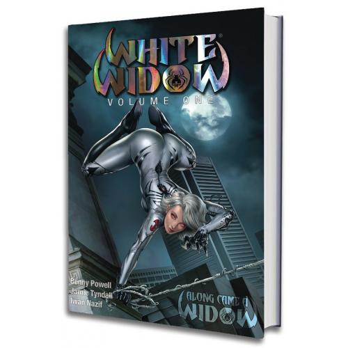WHITE WIDOW HC TP VOL 01 (VO)