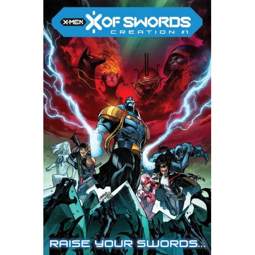 X OF SWORDS CREATION 1 (VO)