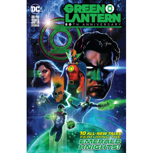 GREEN LANTERN 80TH ANNIV 100 PAGE SUPER SPECT 1 (VO)
