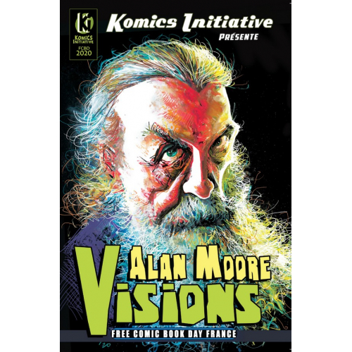 FCBD France 2020 – KOMICS INITIATIVE – Visions (VF)