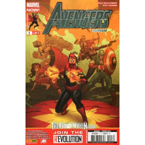 Avengers Universe 8 (Vf) Occasion