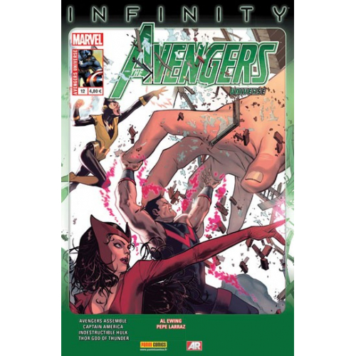 Avengers Universe 12 (Vf) Occasion