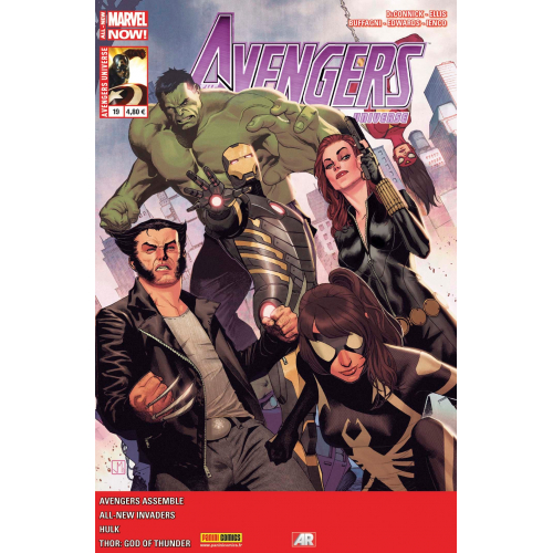 Avengers Universe 19 (Vf) Occasion