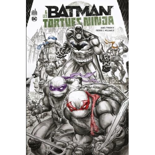 Batman & Les Tortues Ninja Édition Limitée (VF) occasion