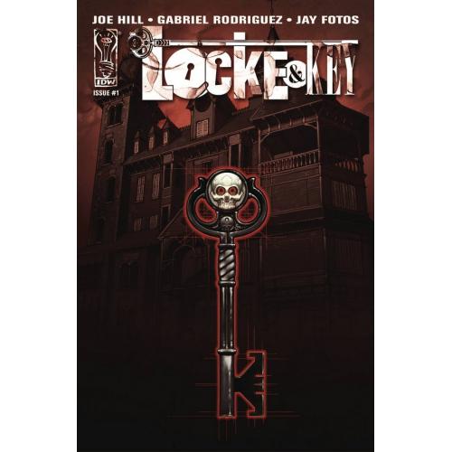 LOCKE & KEY 1 FACSIMILE ED (VO)