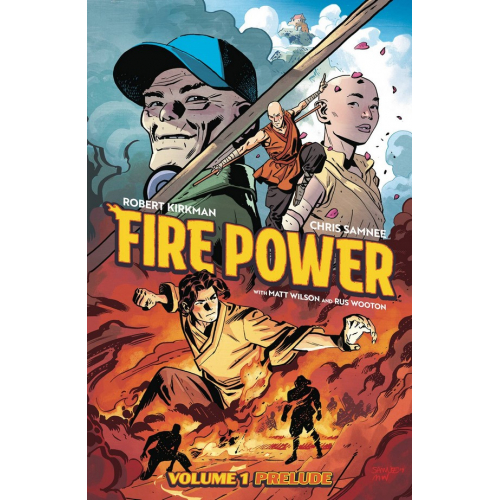 FIRE POWER BY KIRKMAN & SAMNEE TP VOL 01 PRELUDE (VO)