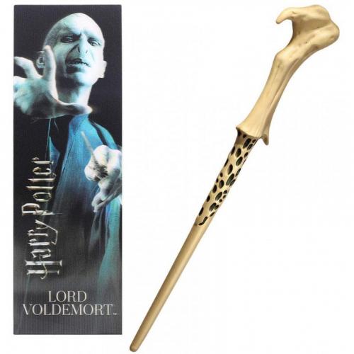 Harry Potter réplique baguette PVC voldemort 30 cm