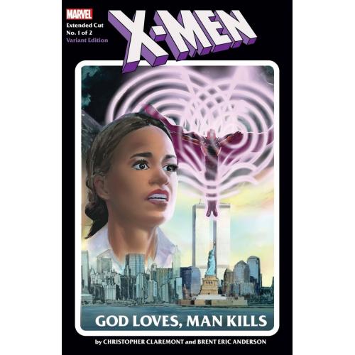 X-MEN GOD LOVES MAN KILLS EXTENDED CUT 1 (OF 2) ANDERSON VAR (VO)