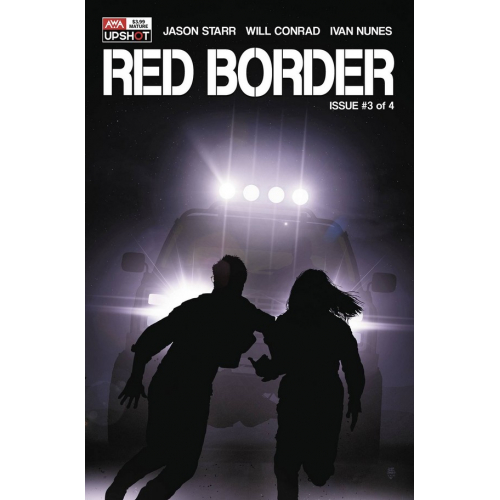 RED BORDER 3 (OF 4) (VO)