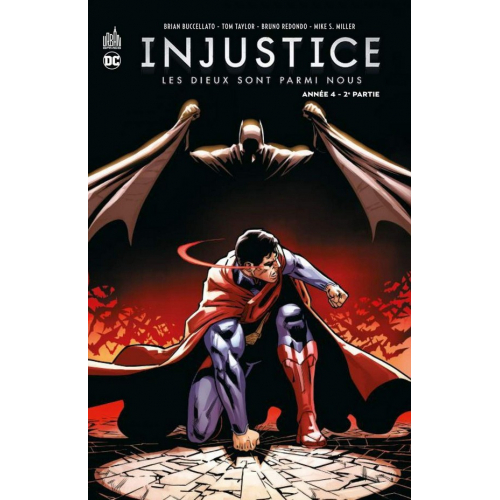 Injustice Tome 8 (VF)