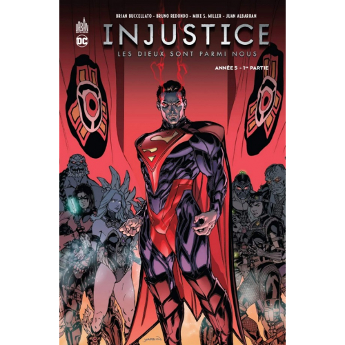 Injustice Tome 9 (VF)