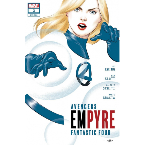 EMPYRE 2 (OF 6) MICHAEL CHO FF VAR (VO)