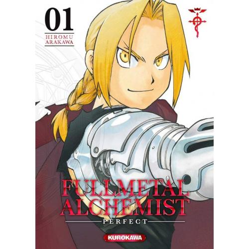 Fullmetal Alchemist Perfect Tome 1 (VF)