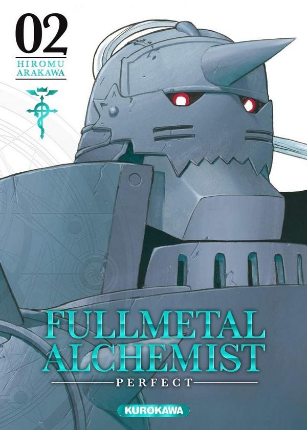 Fullmetal Alchemist Perfect Tome 2 (VF)