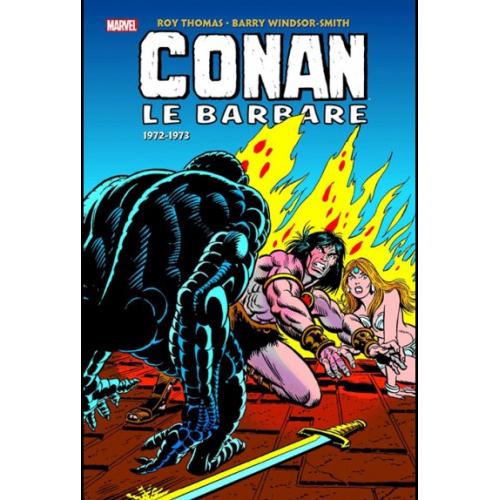 CONAN LE BARBARE L'INTÉGRALE TOME 3 1972-1973 (VF)