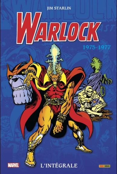 ADAM WARLOCK : L'INTÉGRALE 1975-1977 (VF)