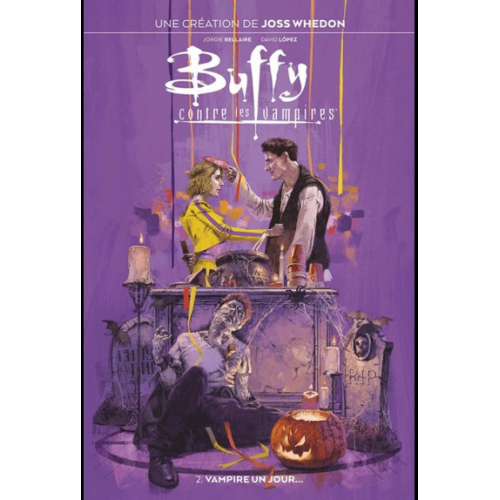 BUFFY CONTRE LES VAMPIRES TOME 2 (VF)
