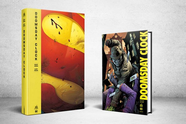 Edition Luxe : Doomsday Clock (VF)