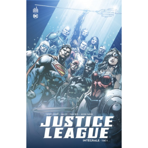 Justice League Intégrale Tome 4 (VF)