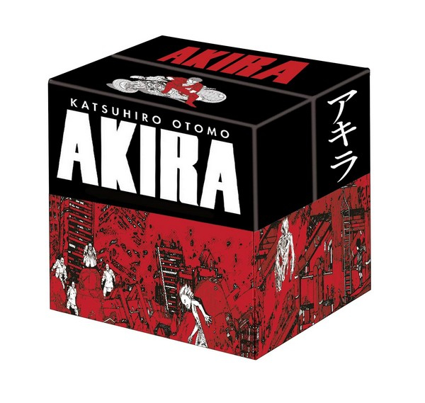 Akira (noir et blanc) - Édition originale - Coffret (VF)