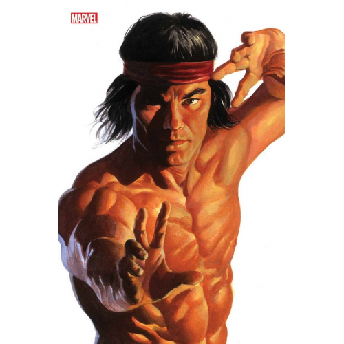 SHANG-CHI 2 (OF 5) ALEX ROSS SHANG-CHI TIMELESS VAR (VO)