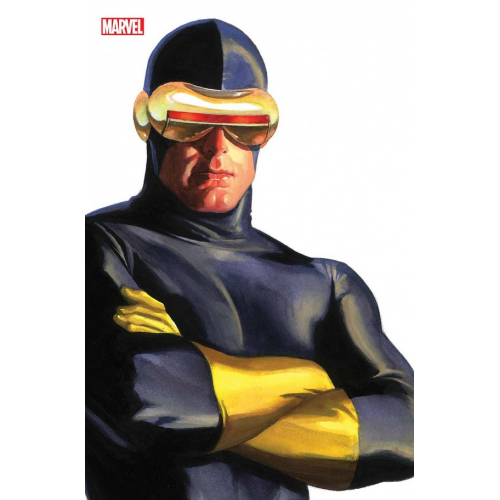 X-MEN 13 ALEX ROSS CYCLOPS TIMELESS VAR (VO)