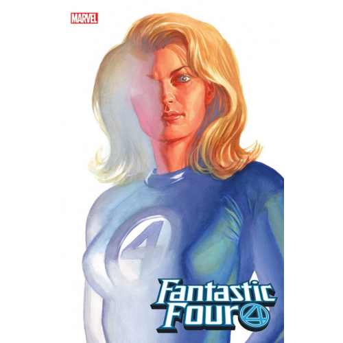 FANTASTIC FOUR 24 ALEX ROSS INVISIBLE WOMAN TIMELESS VAR (VO)