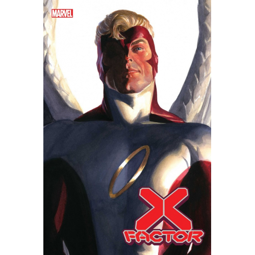 X-FACTOR 4 ALEX ROSS ANGEL TIMELESS VAR (VO)