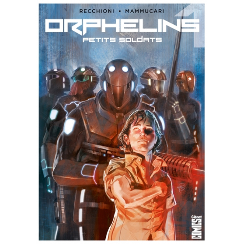 ORPHELINS - TOME 01 - PETITS SOLDATS (VF) Occasion