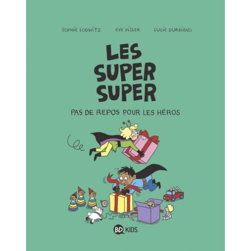 Supergirl : Being Super (VF)