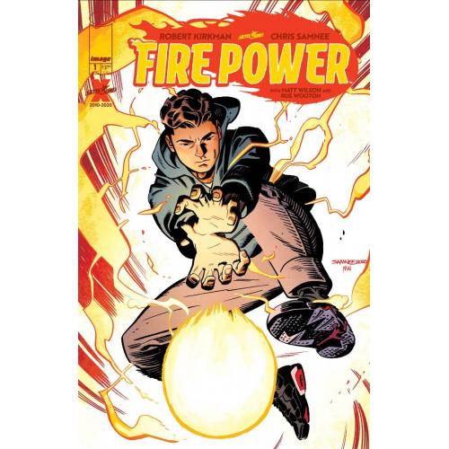 FIRE POWER BY KIRKMAN & SAMNEE 1 (VO)