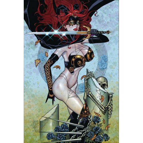 TAROT WITCH OF BLACK ROSE TP VOL 01 ORIGINS 20TH ANNIV ED (VO)